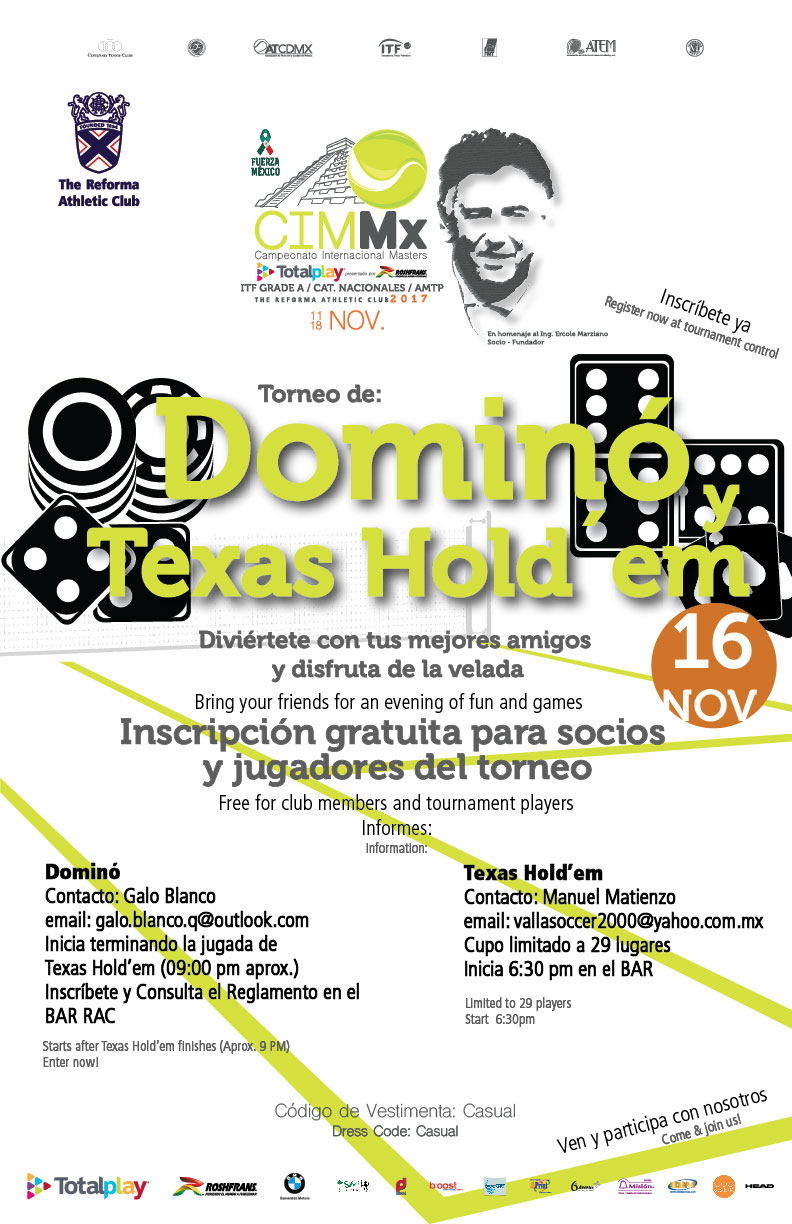 CIM Domino Y Texas2017 01