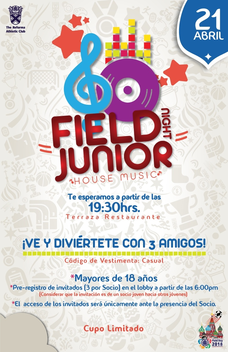 Field Night JR