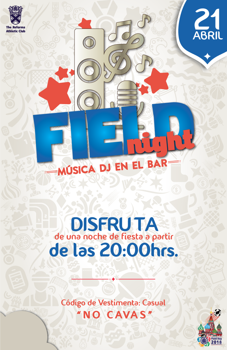 Field Night Adultos