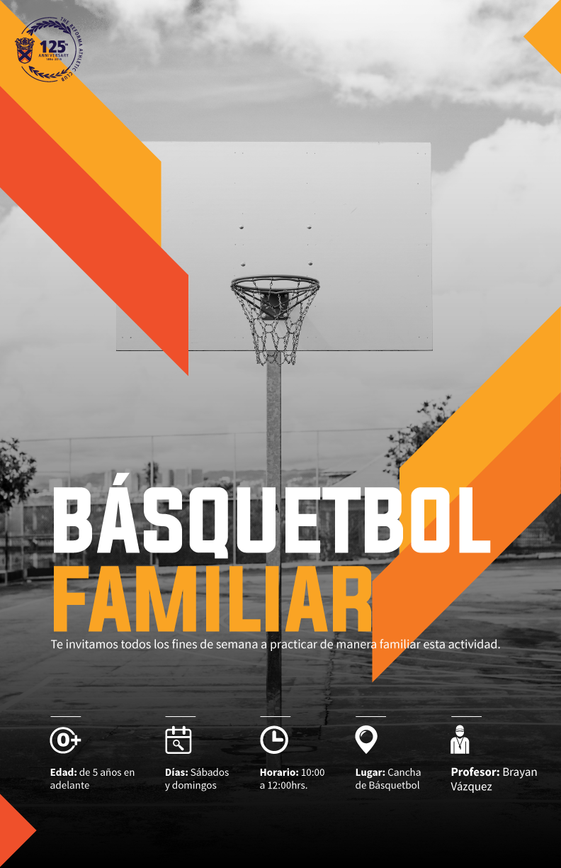BASQUETBOL FAMILIAR