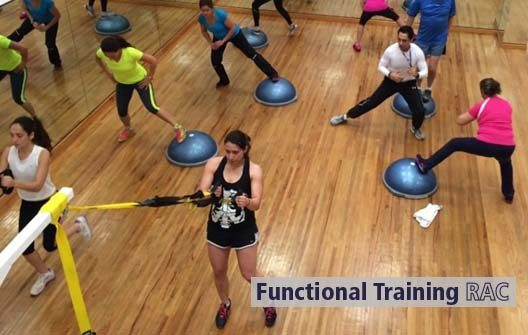 Rac Pleca Functionaltraining