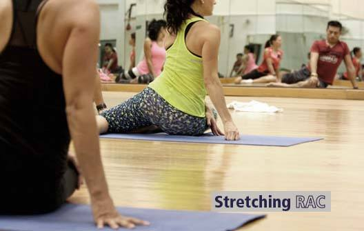 Rac Pleca Stretching